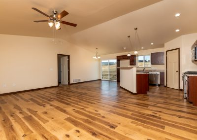 New Build home interior